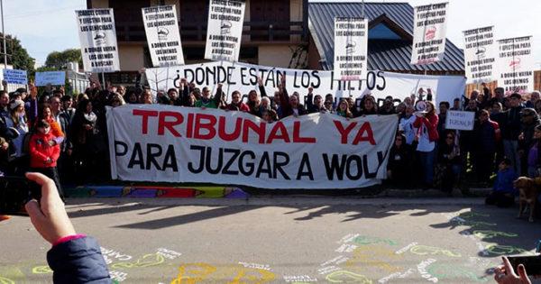 Tras los reclamos, designan el Tribunal para juzgar a Wolk