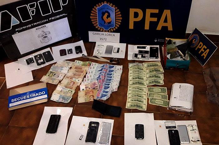 De narcos a contrabandistas de dólares: cómo operaba la banda