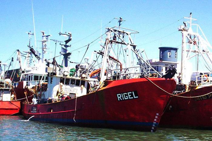 Hallan cerrado el contendedor de las balsas salvavidas del Rigel