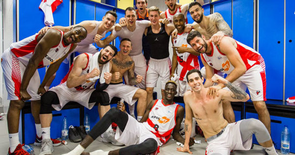 El Baskonia de los marplatenses, a la final de la Liga ACB