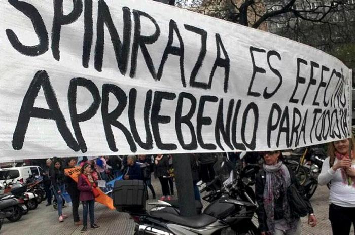 "Mar del Plata se suma a la campaña solidaria ""Spinraza ya"""