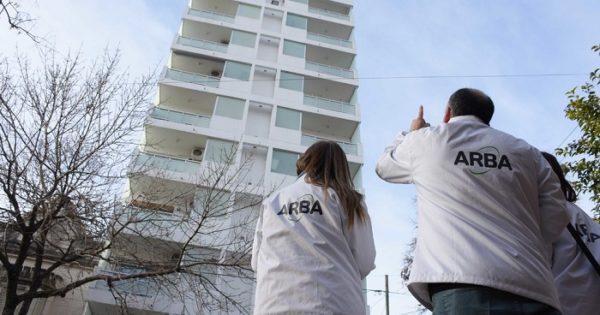 ARBA detectó 111 mil metros cuadrados sin declarar
