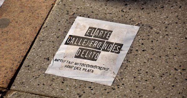 Repudian agresiones contra artesanos y artistas callejeros en el centro