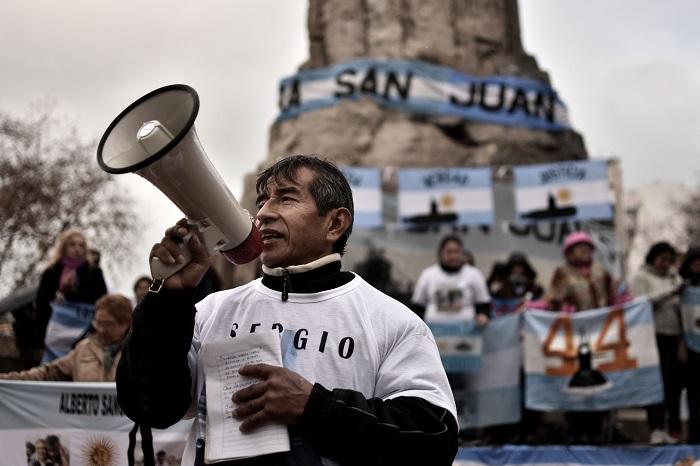 ARA San Juan: otro grito de justicia ante la indiferencia