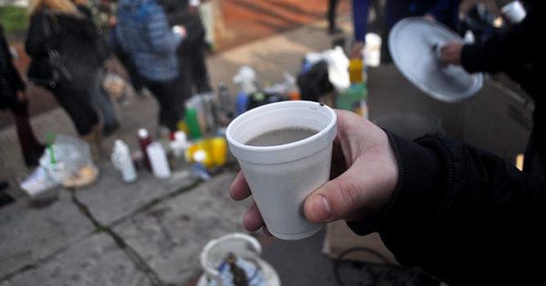 """Día del Amigo en la calle: """"Más que ayudar, fue compartir"""""""