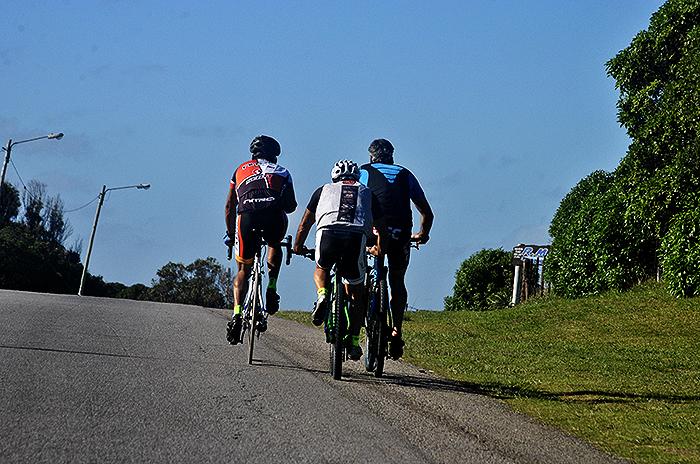 Ciclistas en peligro: protocolo, educación vial y rutas seguras