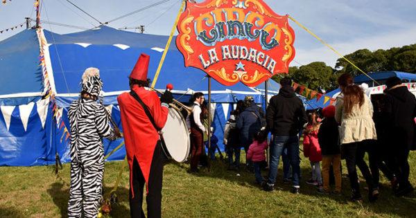 Circo La Audacia, un clásico que se reinventa