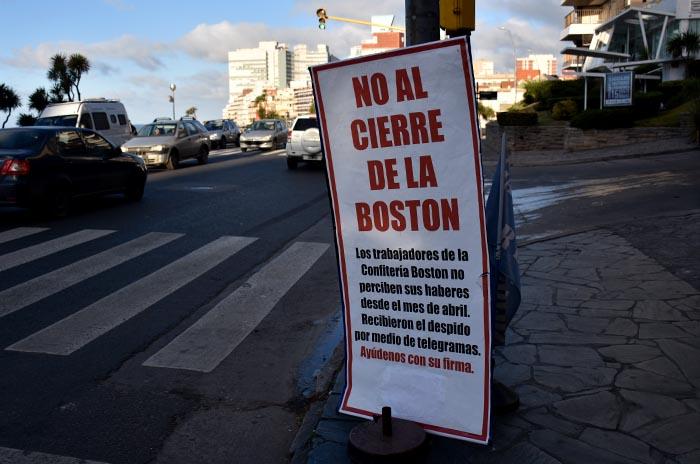 """Conflicto en La Boston: """"El panorama es bastante negativo"""""""