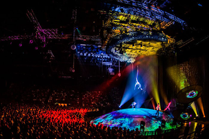 Cirque du Soleil: ya se vendieron 10 mil entradas