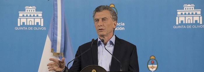 """Aportantes truchos: Macri pidió """"tener un poco de paciencia"""""""