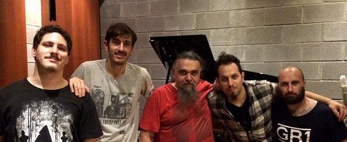 Ezequiel Valdéz se presenta en quinteto con amigos