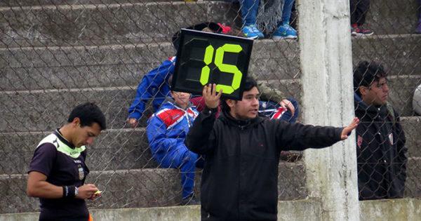 Los cuartos de final del fútbol local deben esperar: fecha suspendida