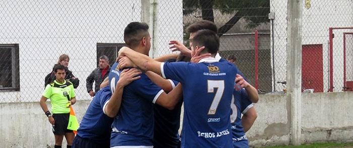 Fútbol local: empiezan las semifinales