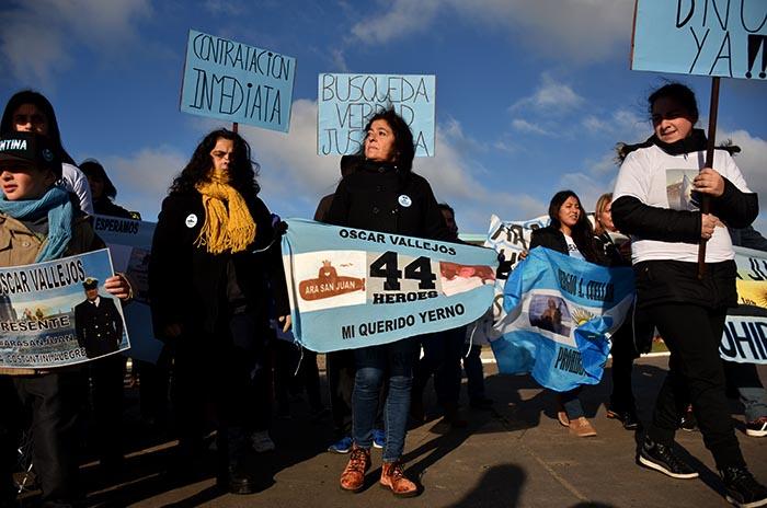 ARA San Juan: dos empresas se presentaron para la búsqueda