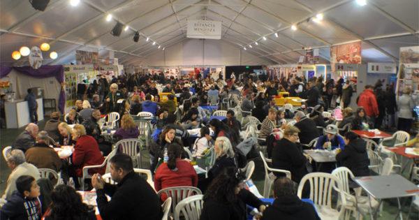 El 14 de julio abrirá la 24° Feria de las Colectividades