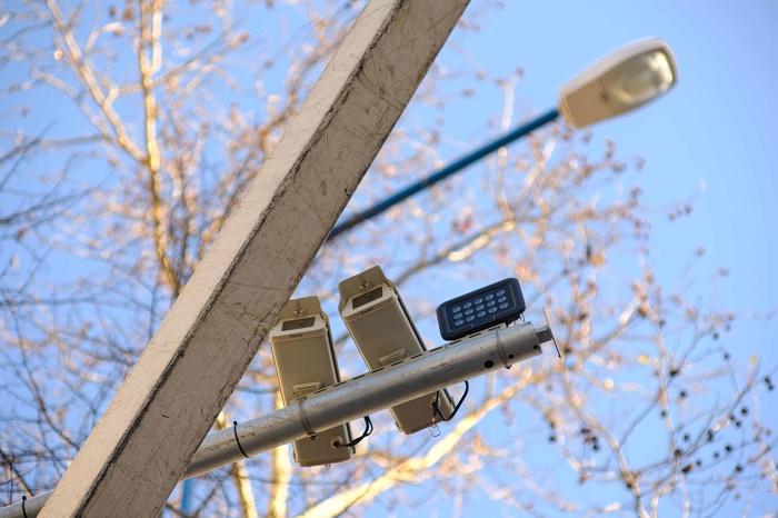 Fotomultas: comenzó la instalación de los radares fijos