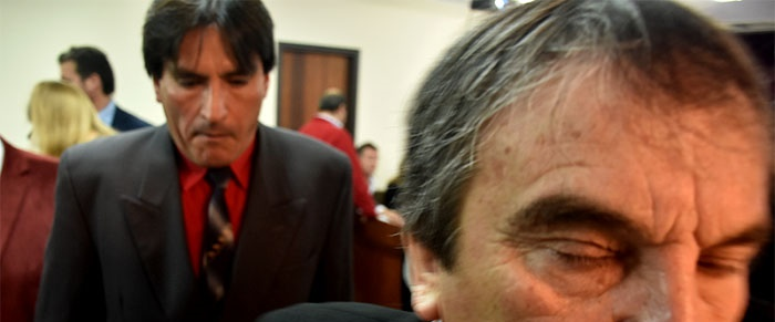 Licencias truchas: el hijo de Belmonte, otra vez excarcelado