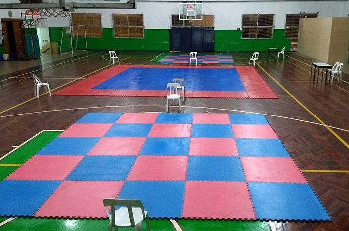 Jornada gratuita de artes marciales en Kimberley
