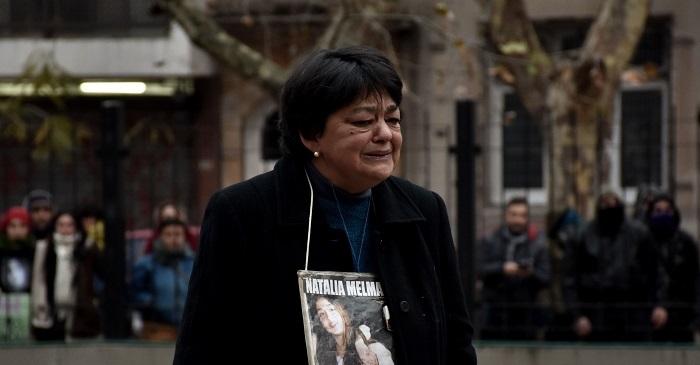 """""""Natalia amaba vivir la vida y estos hijos de puta se la quitaron"""""""