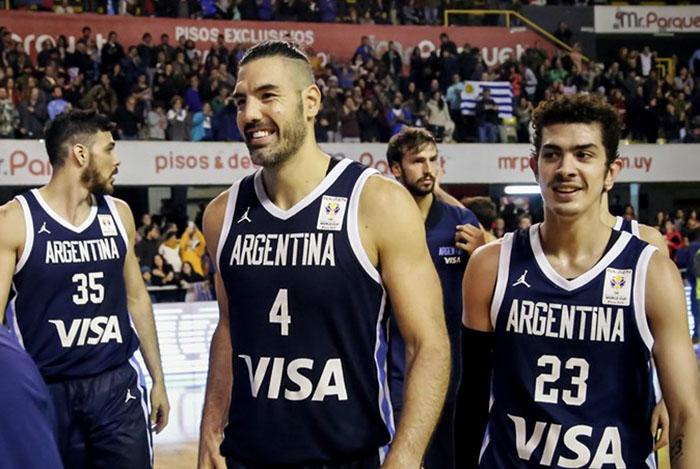 Básquet: Argentina goleó y avanza en las eliminatorias