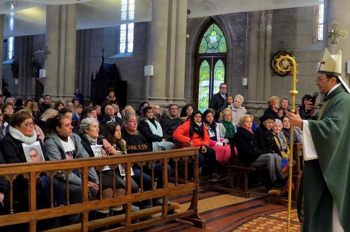Se realizó una misa por Fernando Lario a 6 años de su desaparición