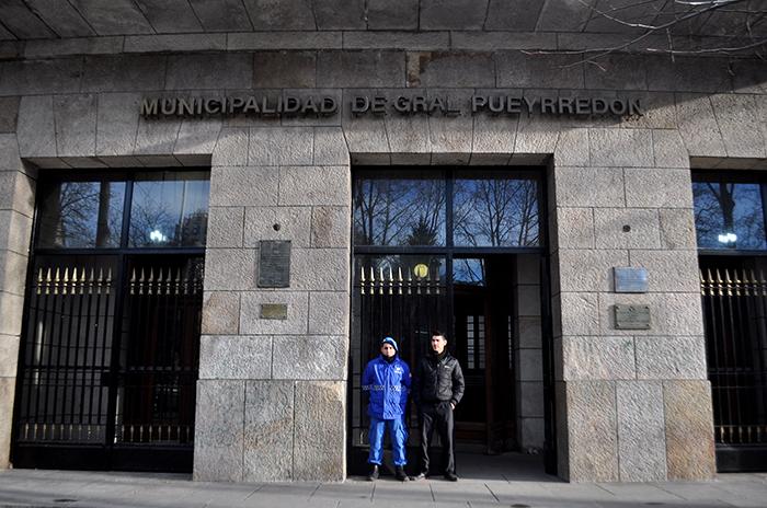 """Organizaciones sociales repudian el """"derecho de admisión"""" de Arroyo"""