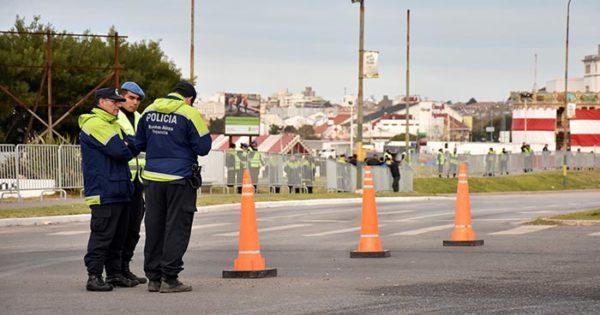 Macri en Mar del Plata con un fuerte operativo de seguridad