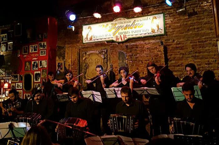 """Orquesta típica Rayuela: """"Será un gran concierto"""""""