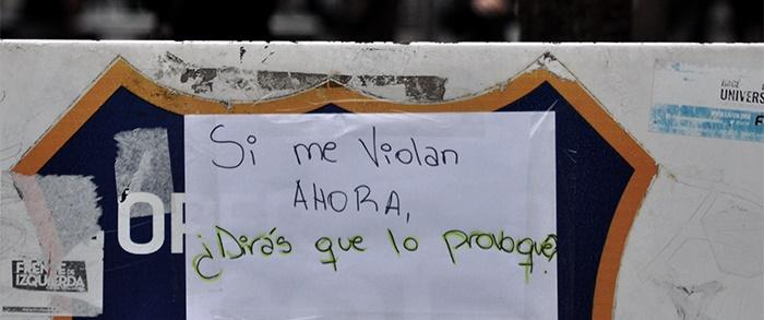 Piden echar del gremio de Prensa a periodista escrachado por abuso