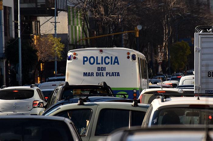 Detuvieron al acusado de haber baleado a un policía