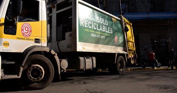 Por un conflicto gremial, paralizan la recolección de residuos