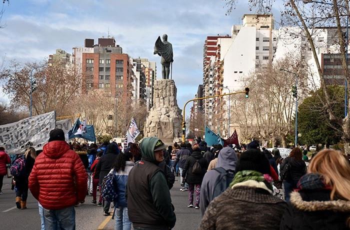 PROTESTA RECLAMO CARPA CONTRA EL HAMBRE VOTAMOS LUCHAR MTR  (6)