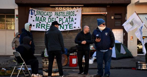 Conflicto en la Boston: otra toma y amenaza de desalojo