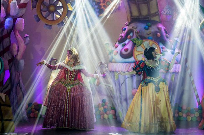 """""""Sueños y Fantasías"""", últimas funciones en el Teatro Olympia"""