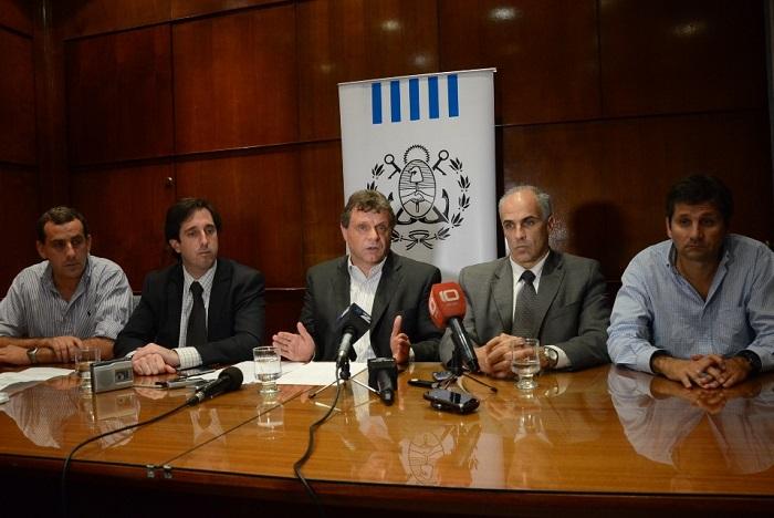 Pulti conferencia de prensa causa licencias truchas abril 2014