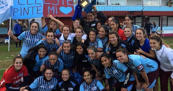 Fútbol femenino: UAI Urquiza, campeonas con acento marplatense