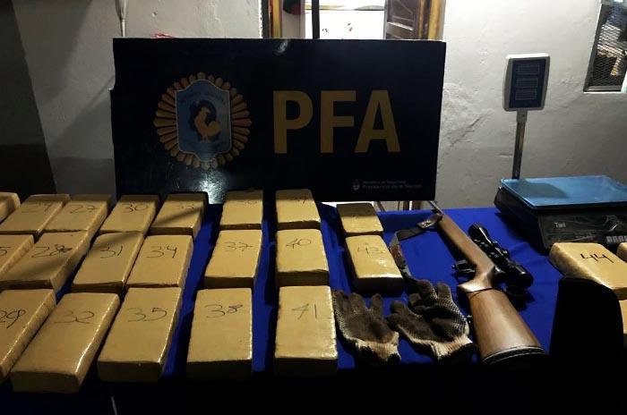 """Cayó """"La banda de la Ruta 2"""": vendía marihuana en Mar del Plata"""