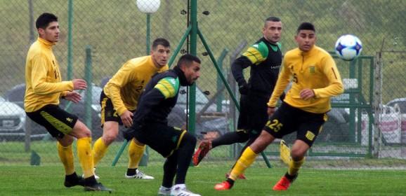 Aldosivi jugará un amistoso con Santamarina en fecha FIFA