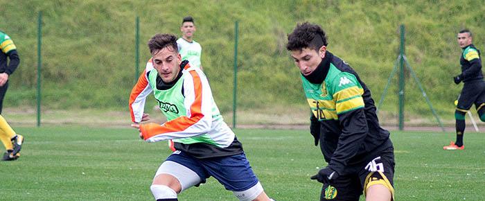 Aldosivi goleó en su primer amistoso de pretemporada