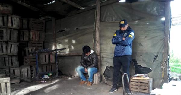 Rescatan a seis víctimas de trabajo esclavo: tres detenidos