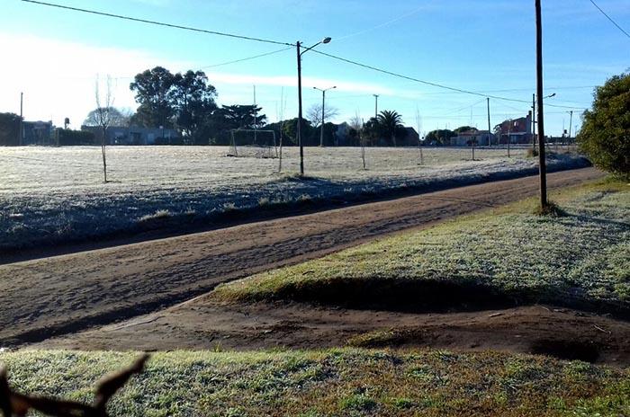 Martes con mucho frío y heladas: cómo sigue el tiempo