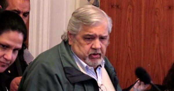 El represor César Garachico, internado sin custodia ni pulsera