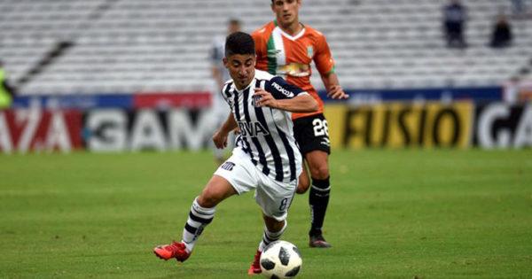 Matías Pisano, nuevo jugador de Aldosivi
