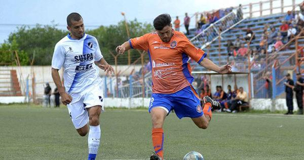 Nicolás Trecco, el segundo delantero de Alvarado