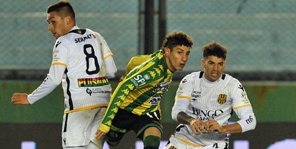 Aldosivi quedó eliminado en los penales ante Olimpo