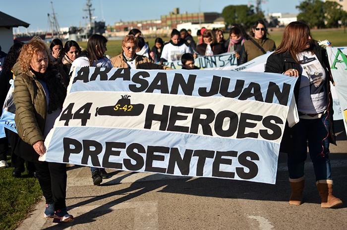 ARA San Juan: hay 17 contactos pendientes de investigación