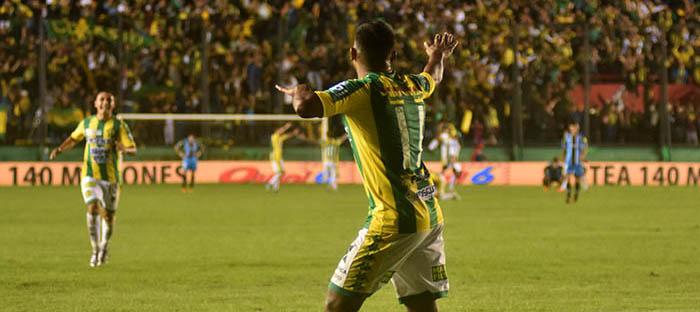 Aldosivi hace su debut en la Superliga ante Unión