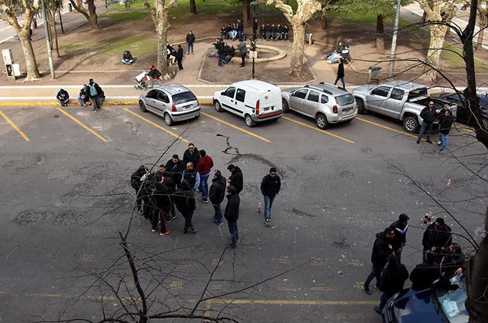 Aumento De Boleto Update: Boleto: Tras La Advertencia De Paro, Una Protesta De La