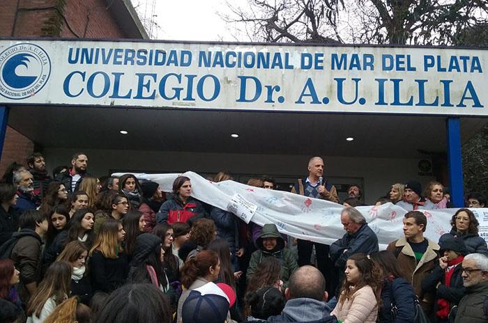 Abrazo Solidario Illia