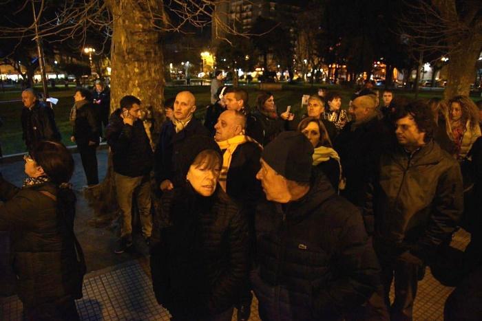 """Critican que Arroyo fuera al #21A: """"Habla de la persecución política"""""""